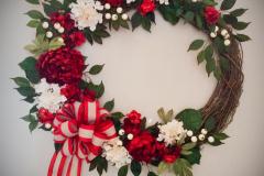 Large All Season Common Area Wreath