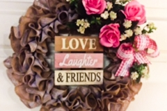 Love-Laughter-Friends